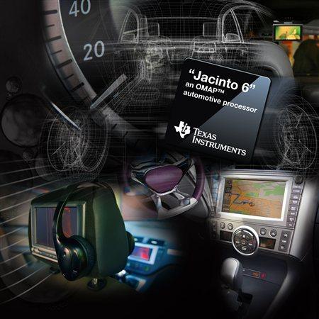 """德州仪器助力""""互联网汽车""""荣威RX5打造创新型数字化驾驶体验"""