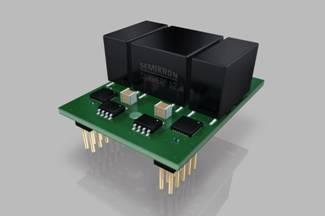 比火柴盒更小但输出功率可达20A的IGBT驱动核心