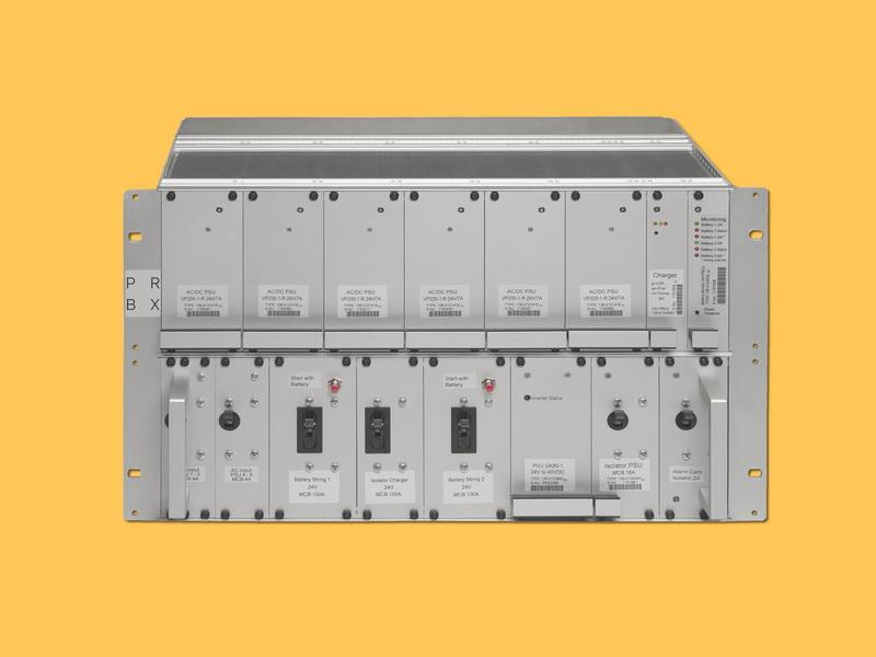 Powerbox的电池备份单元缩减了铁路现代化的时间