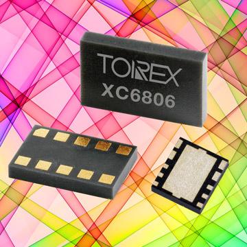 对应3.5V~4.45V充电搭载电流通路功能 用于1节锂离子电池充电ICXC6806系列