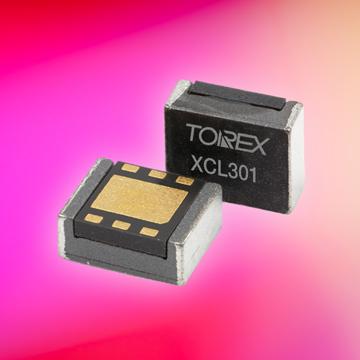 """最适于输入电压变动的设备的稳定化负电源电路支持负电压输出 -3.3V线圈一体型负电压输出电压""""micro DC/DC"""" 转换器XCL301系列"""